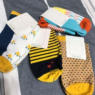 可愛長筒襪(整組賣)