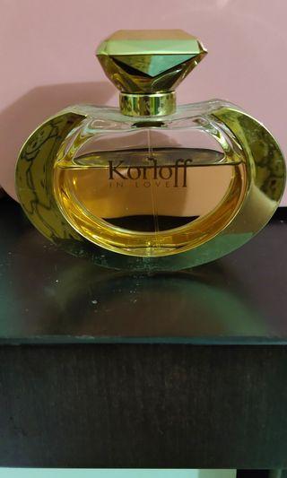 Parfum korloff authentic