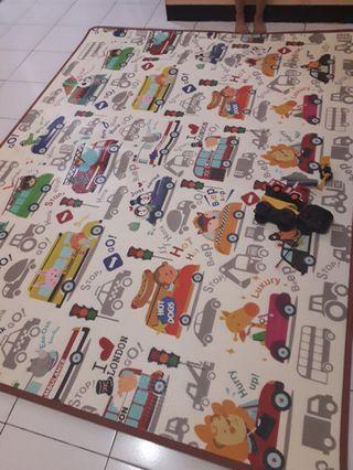 Karpet bermain Playmatt parklon