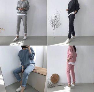 韓國休閒套裝