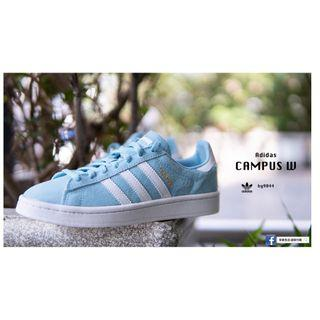 Adidas Campus BY9844 湖水藍