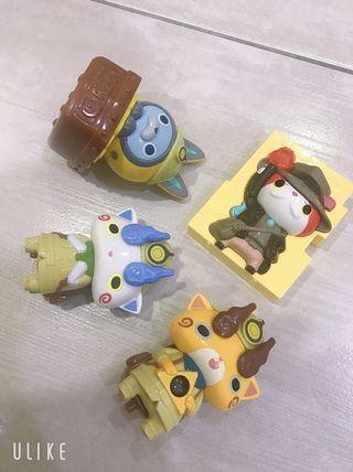 McD Happy Meal@2018 Toy bundle 麥當勞兒童餐玩具包