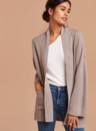 Aritzia Wilfred Copernick Sweater in Creme