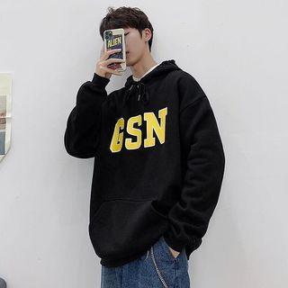 🔥【HU帥氣潮男爆款】🔥☛型男必備 ☚ ♣潮流學院風寬鬆長袖衛衣♣