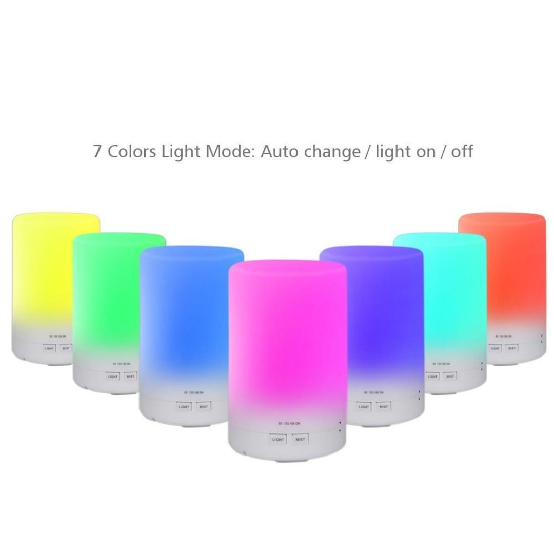 Car and Office Aroma Diffuser with Free oil