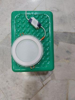 "Round  4""  LED Downlight"
