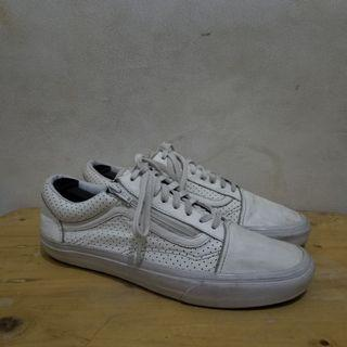 Vans os Zip Leather