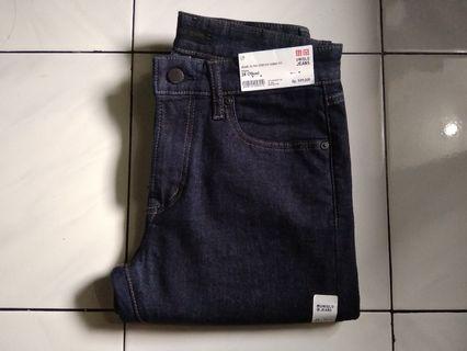 Celana Uniqlo jeans murmer