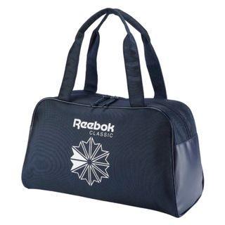 """""""CLASSICS CORE DUFFLE """" Reebok Classic 全新 深藍色 行李袋 旅行袋 肩背包 托特包 運動包 健身包 訓練包 裝備袋 DA1236"""