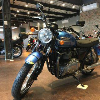 凱旋 Triumph Bonneville T100 SE 化油器 經典收藏藝術品 可分期 免頭款 歡迎車換車(W800 CB1100 T120 參考)