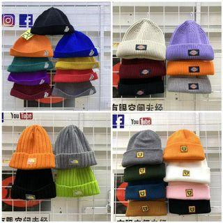 [TOP] Hat snow cap fr2 dickies New york stone island drew trend hat