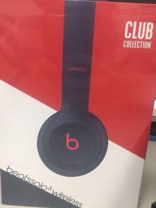 可議。全新未拆封#藍芽耳機#beasts solo3 wireless