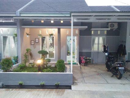 Rumah minimalis type 45/72