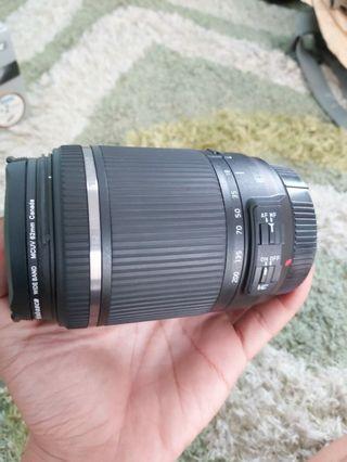 Lensa Tamron 18-200mm F/3.5-6.3 Di II VC for Canon