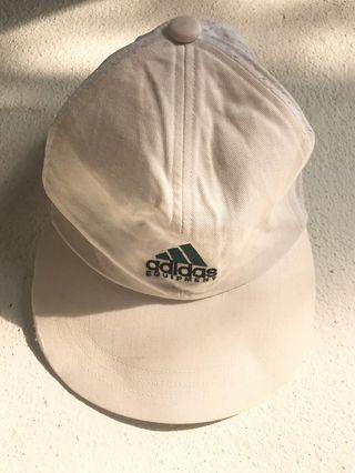 Adidas Cap white vintage style japan