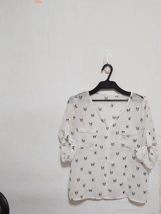 白色襯衫 #五折清衣櫃
