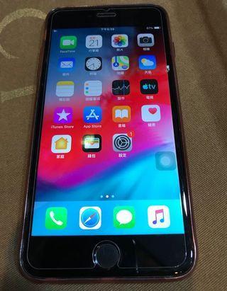 iPhone  6 plus  5.5吋 64GB 太空灰