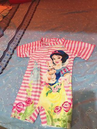 Baju renang princess