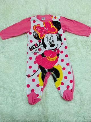 Disney Baby Sleepsuit