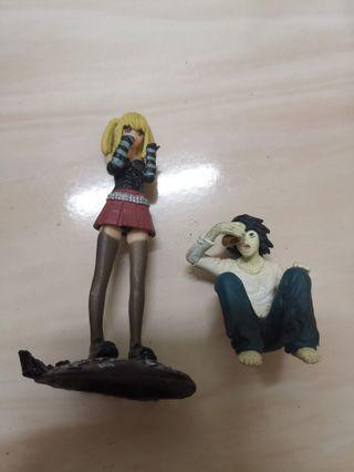 Death note toys