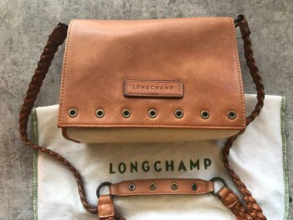 Longchamp X Kate Moss 聯名小包