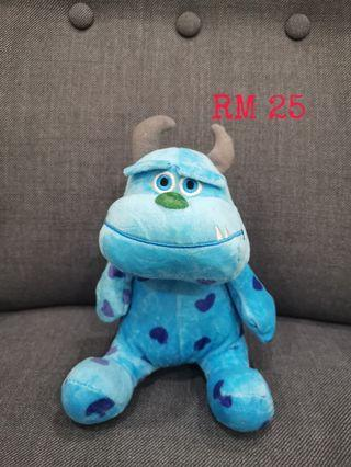Monsters. Inc plush toy