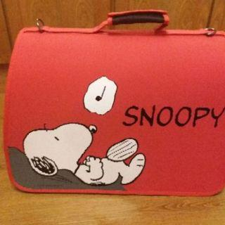 SNOOPY寵物提袋