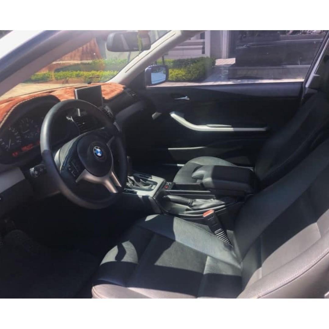 2005年 BMW 318CI  天窗 車在八德