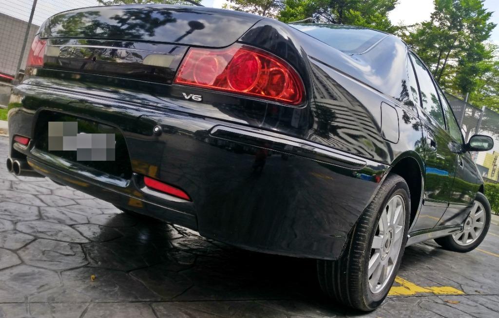 2006 Proton PERDANA V6 2.0 (A) DEP1990 Untuk B/list Ccris Ctos Akpk Boleh LoanKedai Senang LULUS
