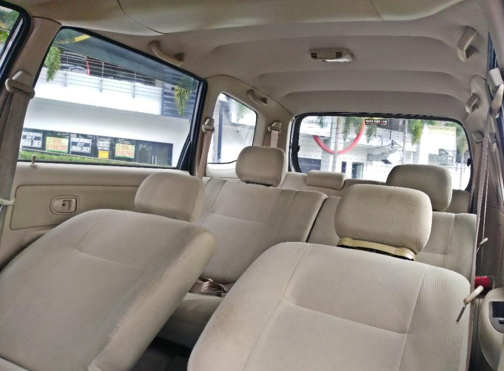 2007 Toyota AVANZA G spec 1.5 (A) DEP2990 Loan KEDAI kereta