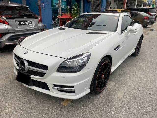 2012 Mercedes Benz SLK 250 AMG Sport Version (Used)