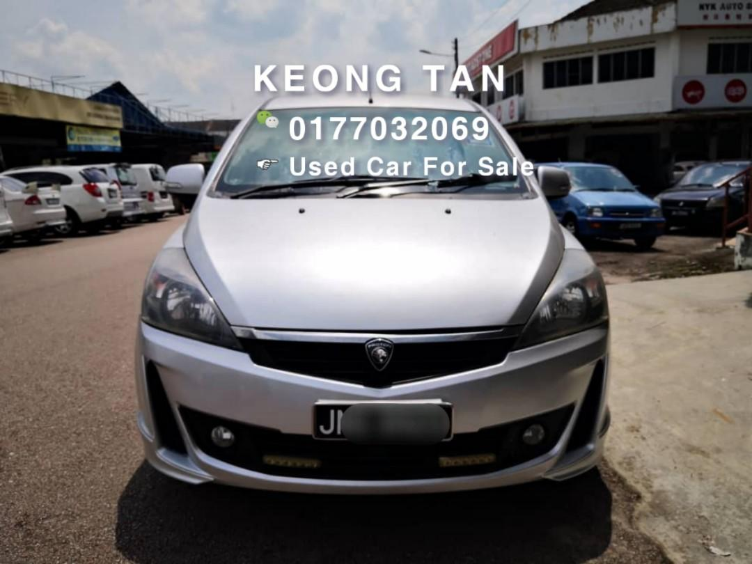 2012TH P.EXORA 1.6AT BOLD EXECUTIVE H/LINE Johor Plate🚘TURBO FULLSPEC/BODYKIT/Leather Seat🎉Full Loan💰Monthly Installment💲RM470 Only‼LowestPrice InJB🎉Call📲 KeongTan ForMore‼🤗
