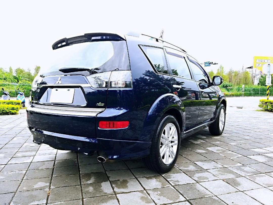 2013 三菱 Outlander  iO 2.4 中古車 二手車