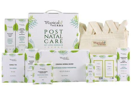 Tropical Herbs Post Natal Care (11pc/pack)