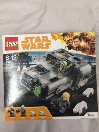 Lego Star Wars 75210 Moloch Landspeeder