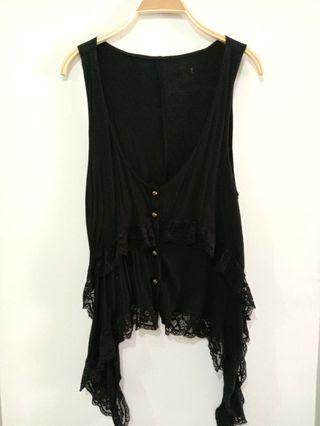 Black Outer | lace outer