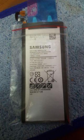 Samsung s6 edge+全新電池