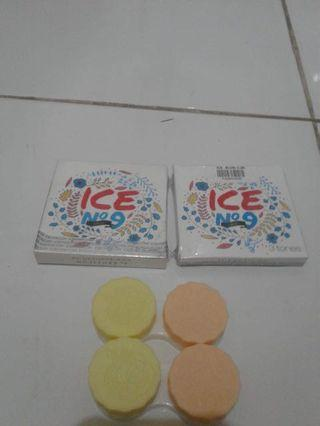 Softlens ICE NO 9 by EXOTICON
