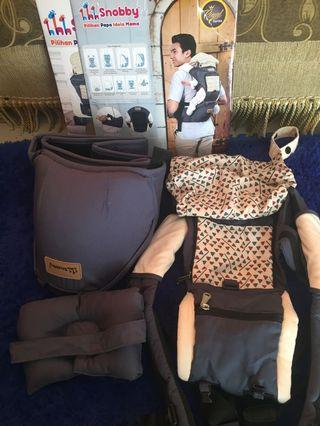 #maugendongan hipseat carrier snobby