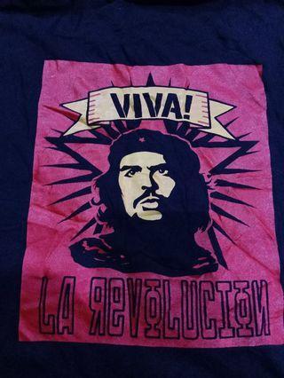 Shirt big size Che guevara
