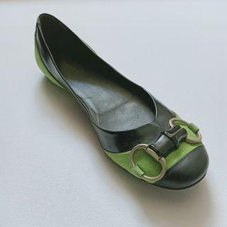 AUTHENTIC GUCCI FLAT SHOES | Size 8B 37 | Sepatu Wanita Stylish Casual