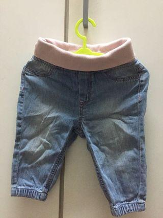 H&M baby girl trousers
