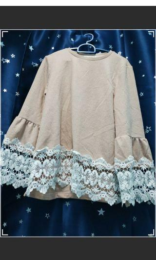 Lace Blouse Brand Outlet