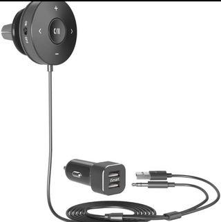 TAOTRONICS Bluetooth Car Kit Wireless Receiver