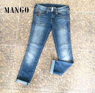 Mango Jeans Cewek