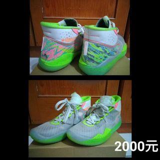 Kd12籃球鞋