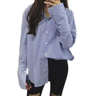 韓系 穿搭襯衫