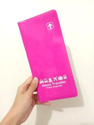 Pasport case | pasport holder | pink case | passport case