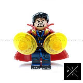 Lego Compatible Marvel Minifigures : Doctor Strange