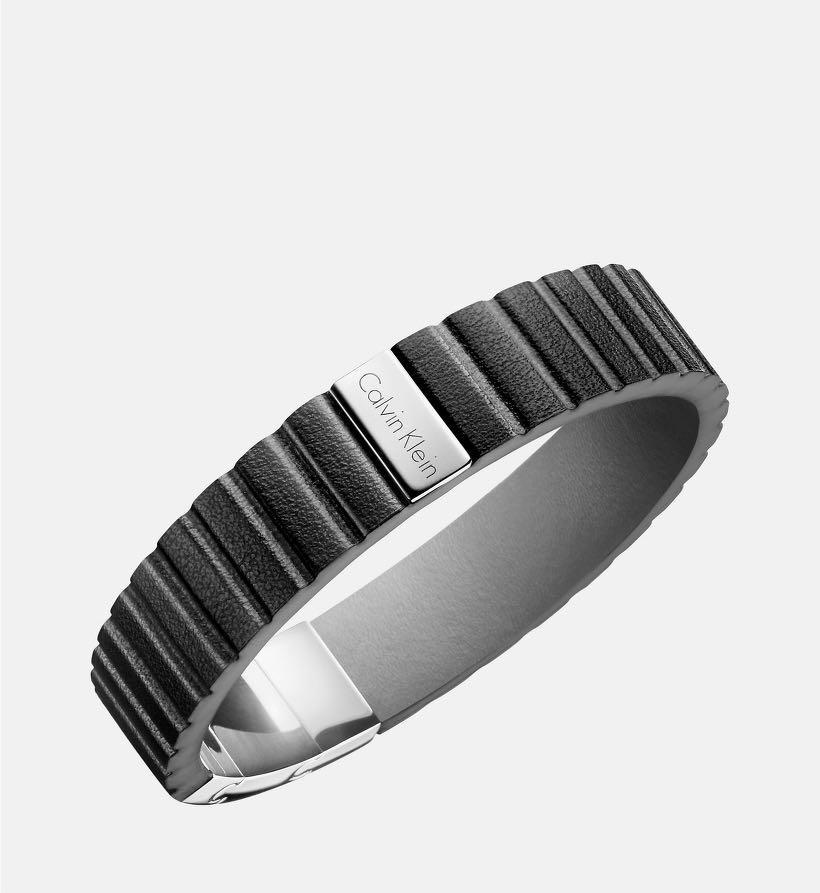 Authentic Calvin Klein Bracelet (with calvin klein plate)